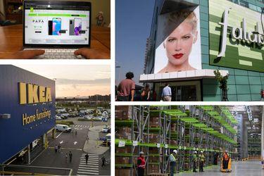 Falabella invertirá casi US$ 800 millones este año: recursos se concentrarán en logística, tecnología y en preparar el arribo de Ikea