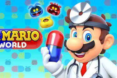 El 10 de julio Dr. Mario World llegará a dispositivos móviles