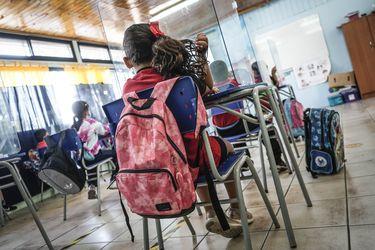 ¿Vuelven a clases? Colegios municipales, aún reticentes a volver a la presencialidad en el inicio del segundo semestre