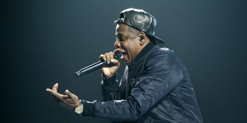 Jay Z In Concert - St Paul, Minnesota