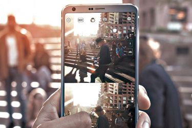 La gran promoción de LG a quienes compren su LG G6 en Chile