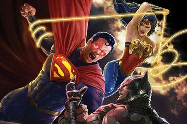 La película animada de Injustice será lanzada el 19 de octubre