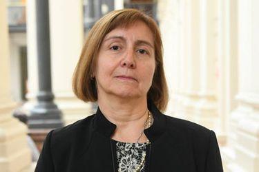 Ministro Larraín realiza postulación de Adelita Ravanales para la Corte Suprema con gestos a la equidad de género