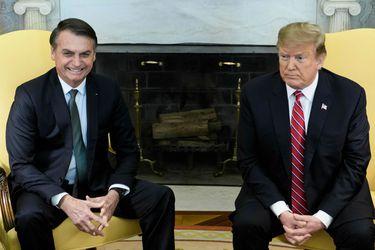 Trump respalda a Bolsonaro luego de que comisión investigadora aprobara informe que lo acusa de nueve delitos en su gestión de la pandemia