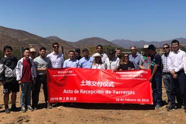 Piden quiebra de filial chilena de china Chec por el no pago de facturas