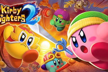 Kirby Fighters 2 ya se encuentra disponible en la Nintendo Switch