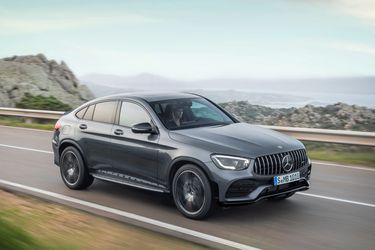 Mercedes-AMG GLC 43 4MATIC Coupé: una nueva mezcla de versatilidad y deportividad