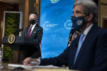 Biden inicia cumbre virtual del clima junto a 40 líderes mundiales: EE.UU. se comprometerá a reducir hasta en un 52% sus emisiones para 2030