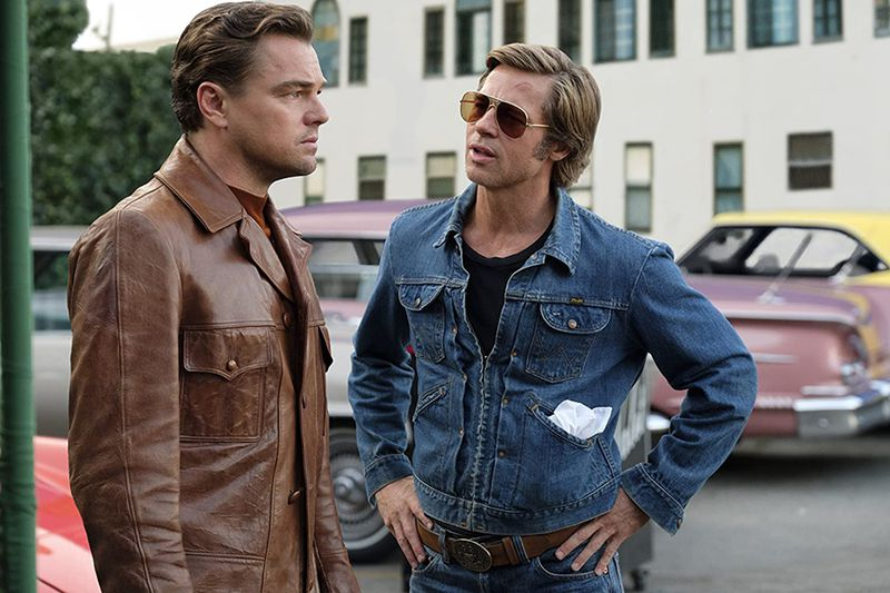 ONCE UPON A TIME IN HOLLYWOOD FILM 1