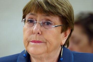 """Nicaragua: Bachelet asegura que crisis de DD.HH. y social """"ha sido exacerbada"""" por el Covid-19"""