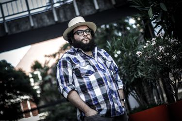 """Simón Soto, escritor: """"El mundo del Matadero está muy vivo y quiero seguir explorándolo"""""""