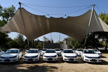 Ministerio de Energía financiará hasta $ 8 millones para cambiarse de un taxi básico a uno eléctrico