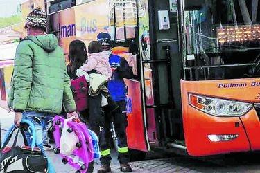Presentan protocolo para viajes en buses y terminales interurbanos ante aumento de demanda