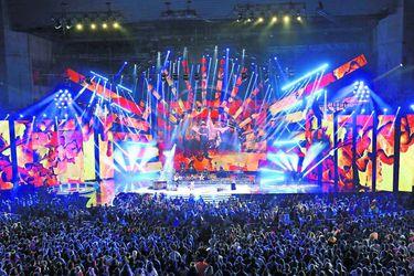 Chilevisión defiende su legado de cara a una nueva licitación de Viña