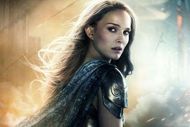 Fotos del set ofrecen el primer vistazo a Natalie Portman como Jane Foster en Thor: Love and Thunder