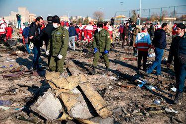 Avión Ukraine International Airlines se estrella en las inmediaciones del aeropuerto de Teherán (Reuters)