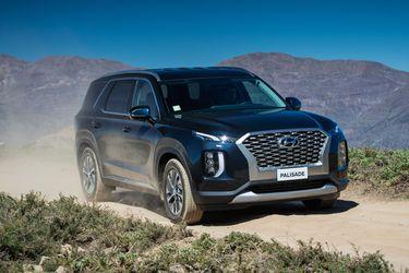 El Hyundai Palisade debuta en Chile en motorizaciones turbodiésel y bencinera V6