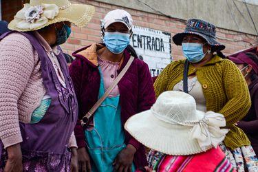 Expresidente boliviano Evo Morales celebra triunfo de la izquierda en Perú en primera vuelta presidencial
