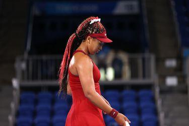 Japón se queda sin su emblema: Naomi Osaka eliminada de los Juegos Olímpicos