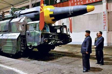 Informe asegura que Pyongyang continúa realizando actividades nucleares