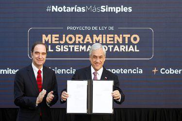 Piñera notarios