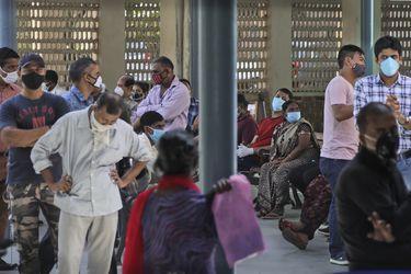 India registra más de 80.000 nuevos casos de coronavirus y supera los 6,2 millones de contagios acumulados