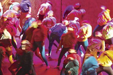 ¡Podemos Bailar!, la cruzada del Teatro del Lago en Santiago