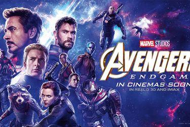 """Avengers: Endgame"" rompe récord y recauda US$1.200 millones en 5 días"