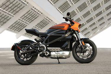 Se filtra el nombre de la primera LiveWire de Harley-Davidson