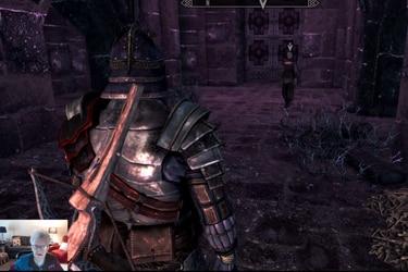 La abuelita gamer de Skyrim toma un descanso de las transmisiones debido a los comentarios tóxicos
