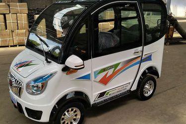 Un pequeño modelo chino se alza como el eléctrico más barato del mundo