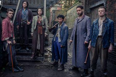 The Irregulars reinventa personajes de Sherlock Holmes con un giro sobrenatural en este nuevo tráiler