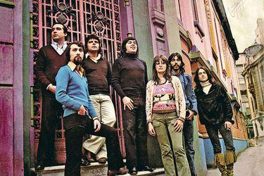 Vuelve el primer supergrupo del rock chileno