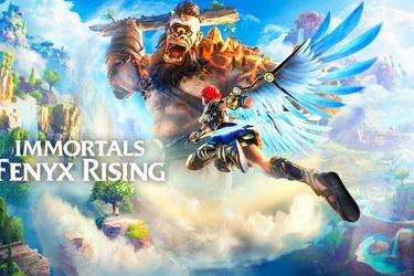 Director de Immortals Fenyx Rising nos detalla las novedades del nuevo juego mundo abierto de Ubisoft