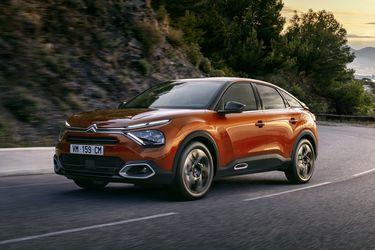 Citroën le da la completa bienvenida al nuevo C4