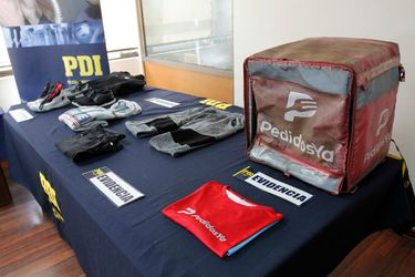 PDI desbarata banda que realizaba asaltos afuera de los bancos: dos víctimas habían retirado su 10% de las AFP
