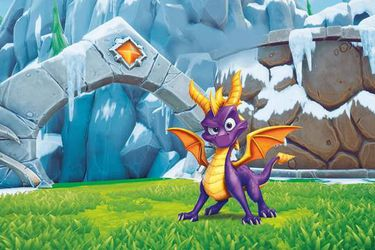 Filtración revela trilogía de Spyro The Dragon para PS4 y Xbox One