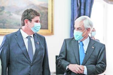 """Rodrigo Cerda, el """"hijo pródigo""""  que vuelve  a Hacienda para la recta final del gobierno"""