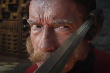 Jackie Chan y Arnold Schwarzenegger se enfrentan en un nuevo tráiler de Iron Mask