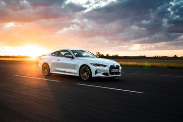Nuevo BMW Serie 4 Coupé: la segunda generación crece en los riñones y todo lo demás
