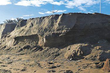 La mitad de las playas mundiales podrían desaparecer para 2100: Chile sería uno de los más afectados