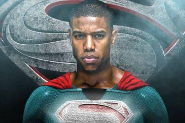 Michael B. Jordan desestimó los rumores que lo vinculan a la nueva película de Superman
