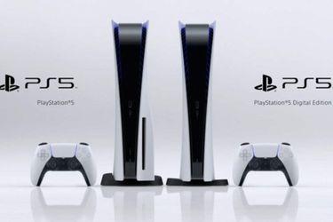 Sony da a conocer los precios de la PlayStation 5 en Chile