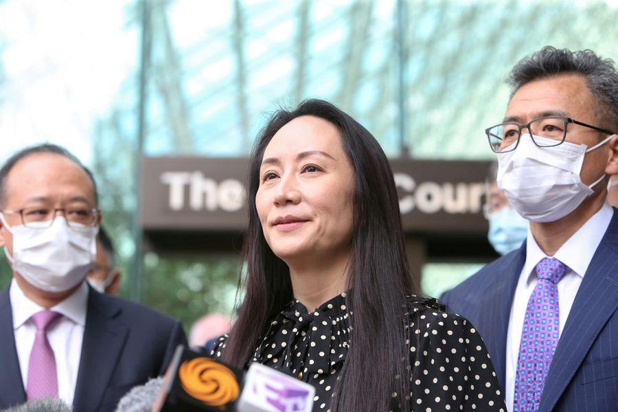 Fin a tres años de crisis diplomática: Candá libera a ejecutiva de Huawei y China deja en libertad a dos canadienses
