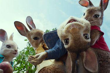 Padres piden boicotear a Peter Rabbit por broma contra los alérgicos