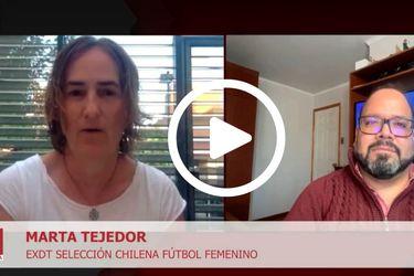 El Diván del Kily: Marta Tejedor