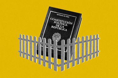 El cerco de la discordia: Constitución, Estado y propiedad privada