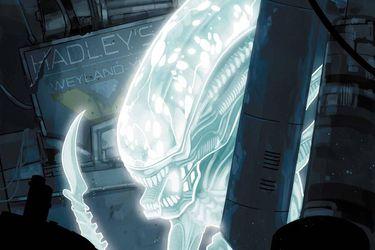 Marvel Comics lanzará un one-shot para conmemorar los 35 años del estreno de Aliens
