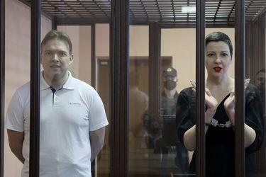 Comunidad internacional condena encarcelamiento de líderes opositores de Bielorrusia