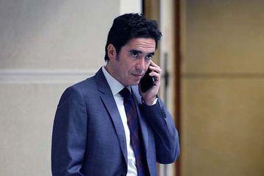 Briones candidato, ¿A quién amenaza y cómo lo miran los comandos de Chile Vamos?